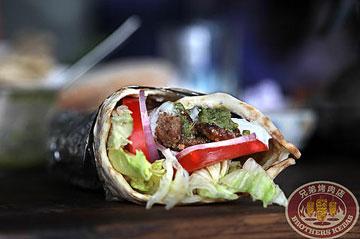 best kebab shanghai